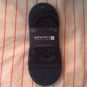 Sperry socks!